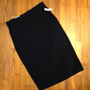 Old Navy stretch pencil skirt